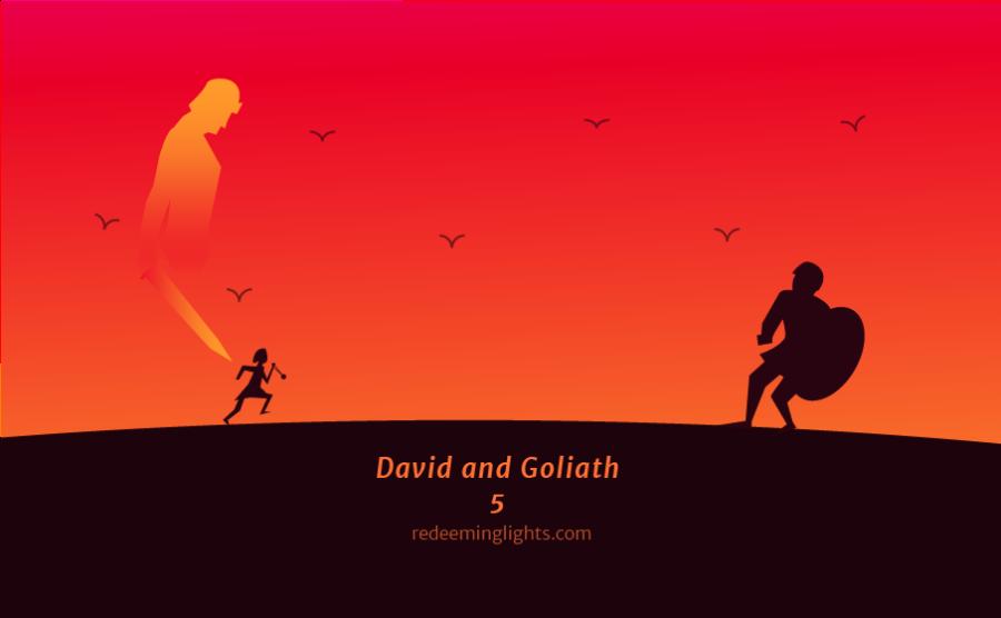"alt=""david and goliath-david-goliath-underdog-winning underdog-redeeminglights"""